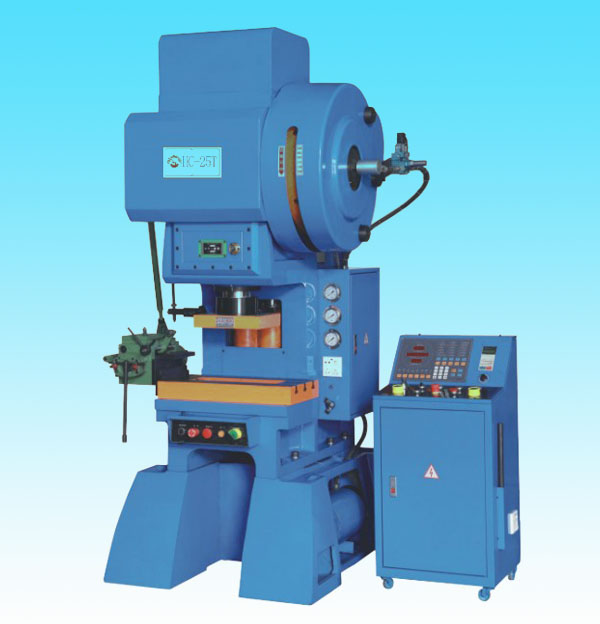 C-type high-speed and precise punching machine YSC-25T